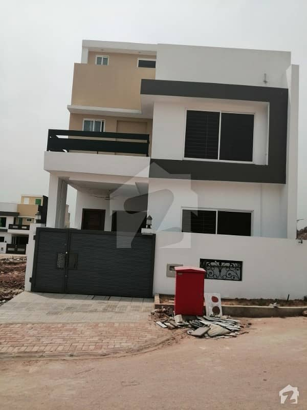 Brand New 5 Marla House For Sale In Bahria Enclave Islamabad