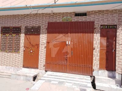 House For Is Available Sale In Alhaj Town Latifabad