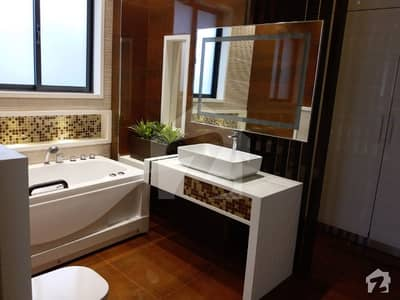 1 Kanal  Mazhar Monir Design full house is available for rent  in DHA Phase 5 5 beds with attached jacuzzi shower