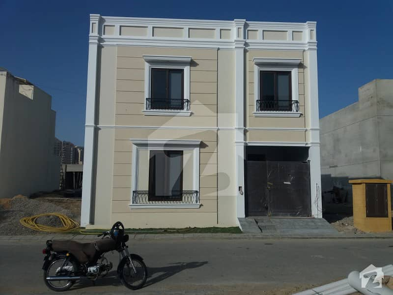 120 Square Yards Brand New Bungalow For Sale - Defence Phase VIII