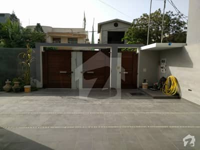 Brand New 500 Sq Yard Bungalow For Sale