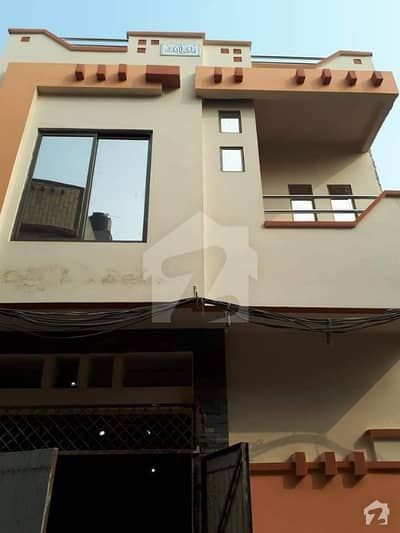 4 Marla Newly Constructed Double Unit House For Sale