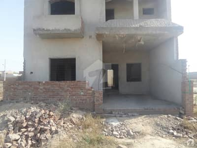 Double Storey Beautiful House For Sale At Azhar Residencies, Okara