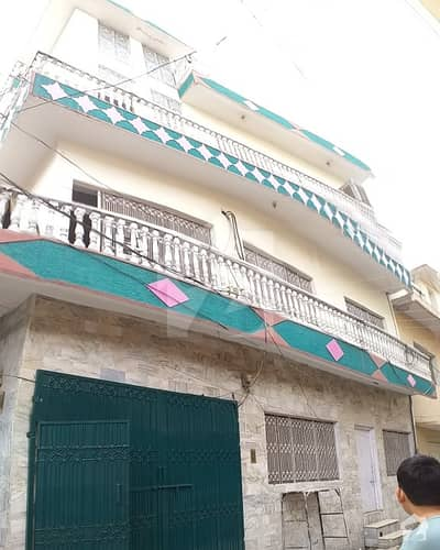 Triple Storey House For Sale At Very Reasonable Price, Price Is Flexible