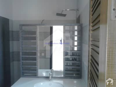 1 kanal beautiful upper portion for rent in DHA Phase 6 3 Bedrooms with attached shower cabin bath