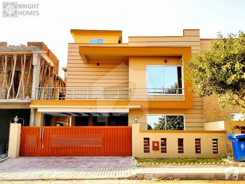 Excellent 10 Marla House For Sale In Bahria Town