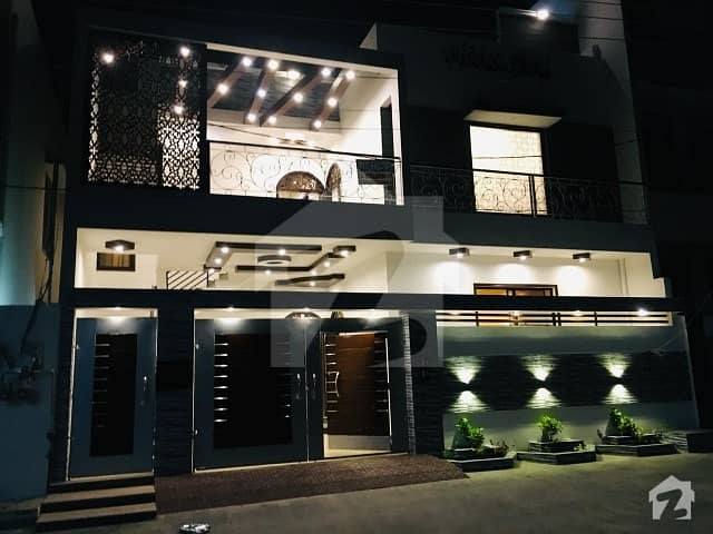 Stylish  Beautiful Looking Double Storey Bungalow For Sale