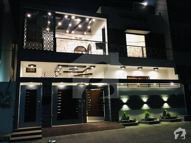 گلشنِ معمار - سیکٹر ٹی گلشنِ معمار گداپ ٹاؤن کراچی میں 6 کمروں کا 10 مرلہ مکان 2.7 کروڑ میں برائے فروخت۔