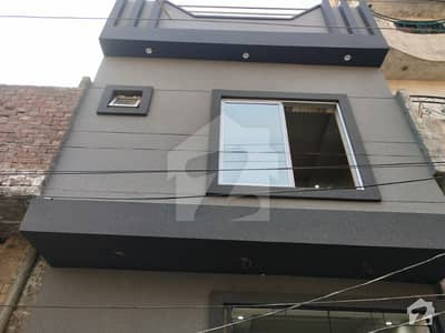 3 Marla Brand New Luxury House With Car Porch Aashiana Road