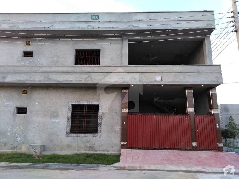 8 Marla Corner Double Storey House For Rent
