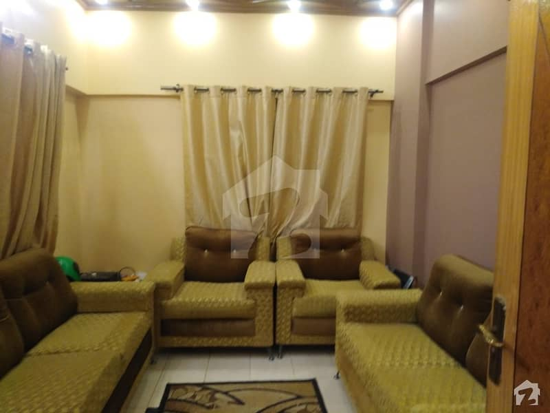Al Gafoor Sky Tower  7th Floor Flat Is Available For Sale