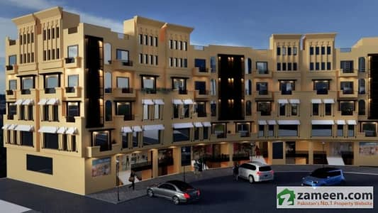 Apartment For Sale In Bahria Town Phase 7 - AAA