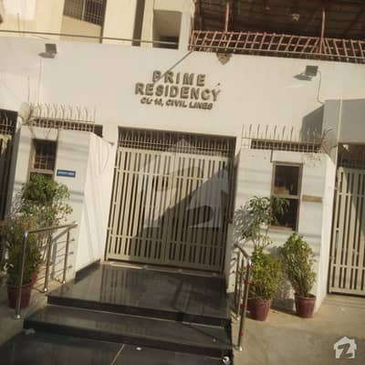 Prime Residency Apartment Is Available For Sale
