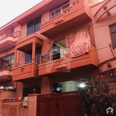 5 Marla Beautifully Constructed Double Storey House For Sale