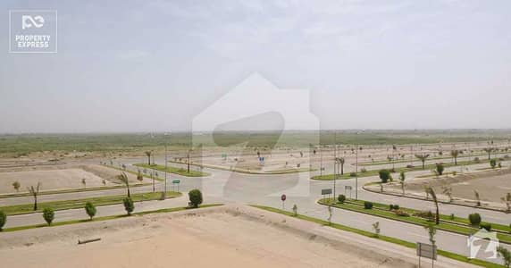 5 Marla Ideal Location Plot For Sale In C Block Bahria Orchard