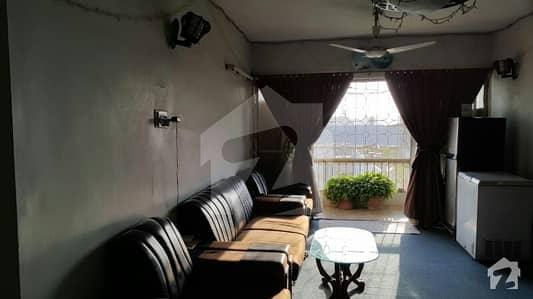 3rd flor 3 Bed Apartment Is Available For Sale In Zubaida Gardens ShahrahEFaisal Karachi Sindh
