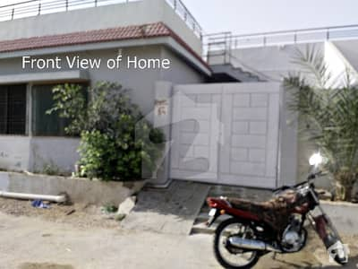 120 Sq Yards Company Bungalow Available For Sale