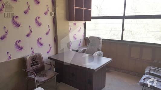 280 Sq  Ft Office For Sale On Shahra E Adalat Near Baldia Hotel