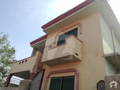 6 Marla Triple Story House For Sale