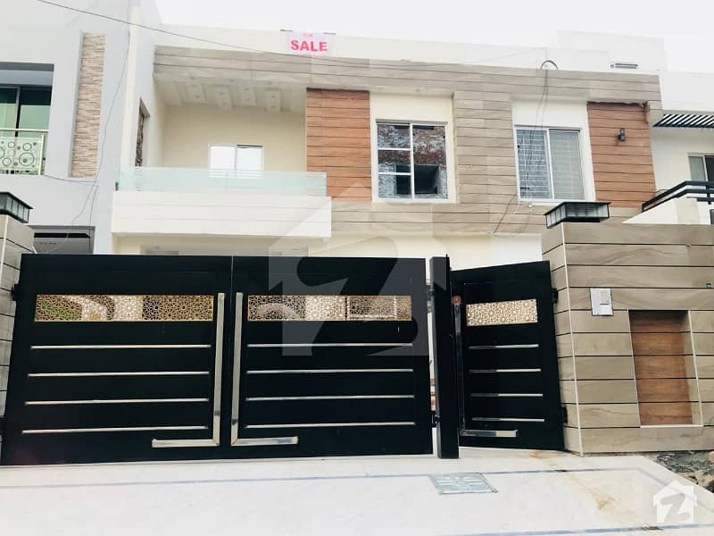 10 Marla 5 Bedroom Brand New House For Sale