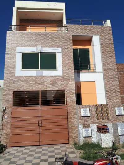 3 Marla Double Storey House For Sale In Four Season Phase 1