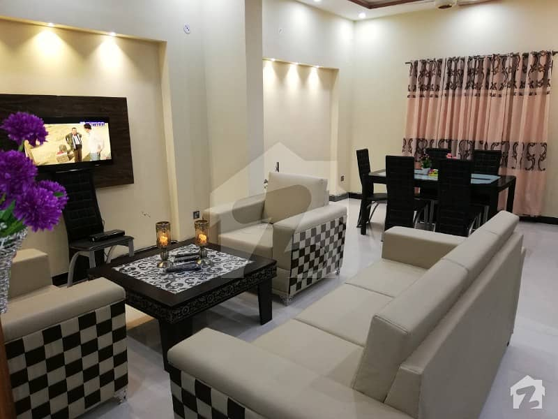 5 Marla Full Furnished Brand New House Available For Rent In Bahria Town Lahore
