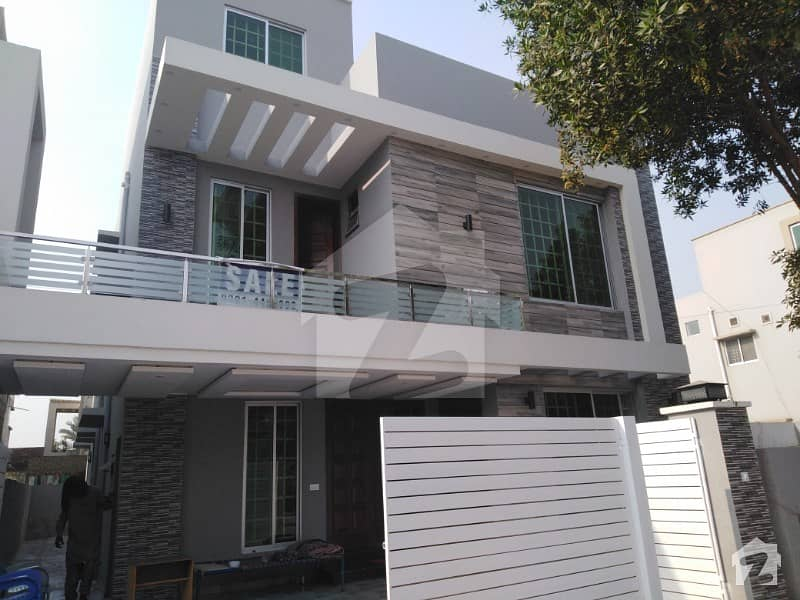 Brand New Luxurious 10 Marla House Overseas B Bahria Town Lahore