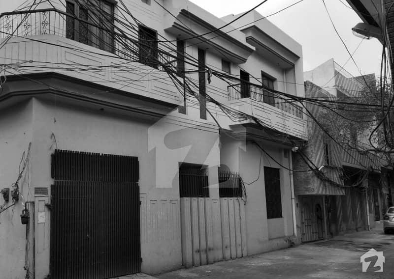 8 Marla Corner Double Storey House