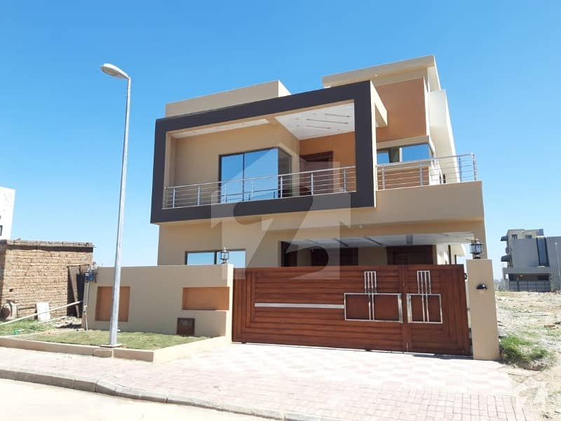 Bahria Town Phase 8 10 Marla Double Unit House On Investor Rate Final 155 Crore Outclass Location