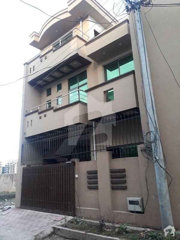 H-13 Double Units House For Sale In Islamabad