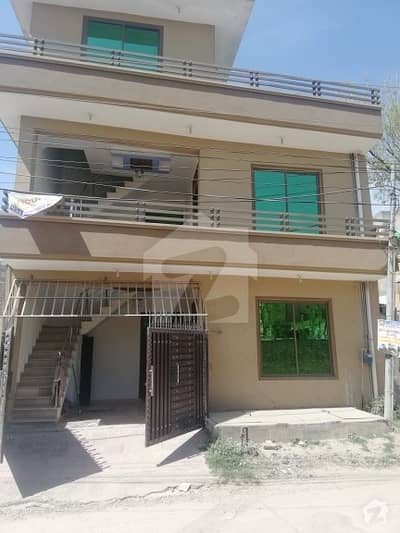 4. 5 Marla Triple Story House For Sale