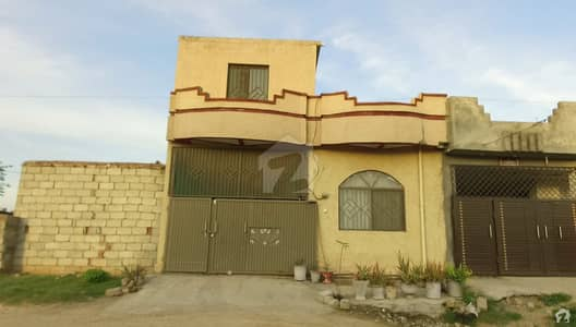 5 Marla House Is Available For Sale In Samarzar Housing Society On Adiala Road Rawalpindi