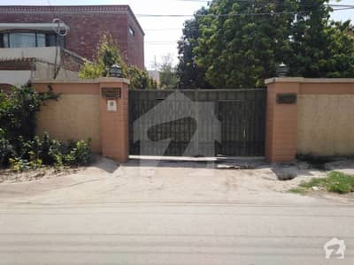 50 Marla Ideal House Is Available For Sale In Sher Shah Road Multan Cantt