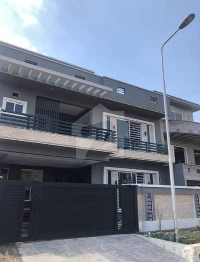 G-14/4 - 35x70 Double Storey Brand New Bungalow