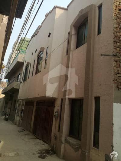 6. 5 Marla Double Storey House For Sale Near New Airport Baharsha Road Lahore Cantt