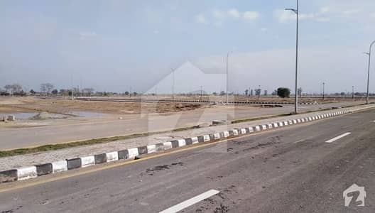 5 Marla Plot For Sale In Lake City Lahore