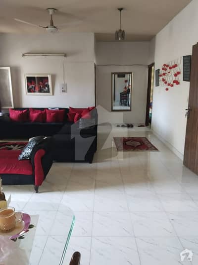 For Sale Renovated Apartment 10 Marla 3 Bedrooms Tiled Flooring 2nd Floor 94 Model In Askari 1 Lahore Cantt