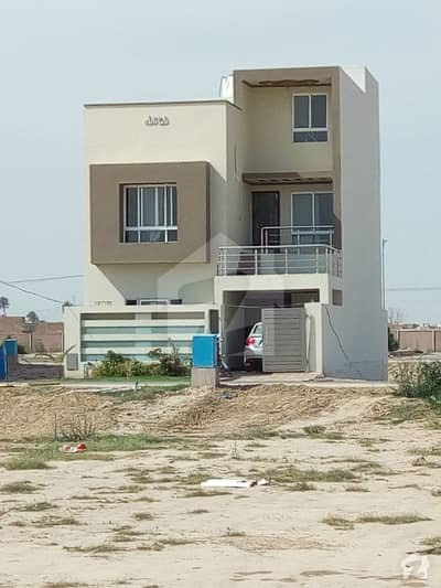 Dream Garden Multan 5 Marla Triple Story House for Sale