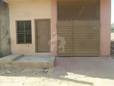 Double Storey Beautiful House For Sale At Sabza Zaar Colony Okara