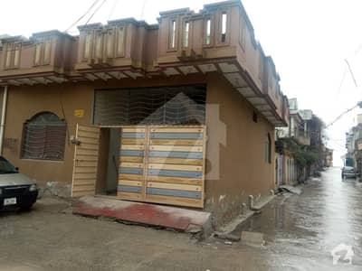 Corner 3 Marla House Available For Sale In Adyala Road
