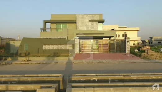 Brand New 1 Kanal House Is Available For Sale In Sector D Dha Phase 2 Islamabad