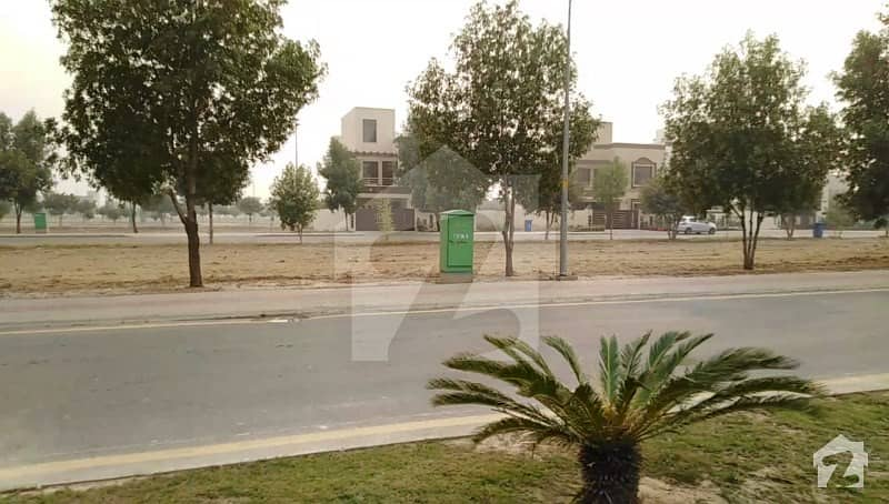 Bumper Offer 5 Marla Commercial Plot For Sale In Bahria Town