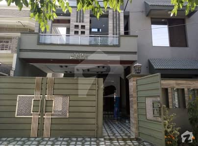 10 Marla Brand New Residential House Is Available For Sale At Pia Housing Society Blocke At Prime Location