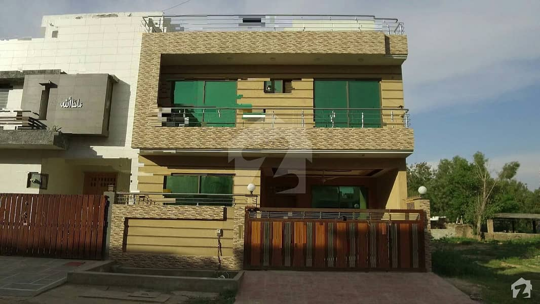 Brand New House With Extra Land For Sale In G-15/4 Islamabad