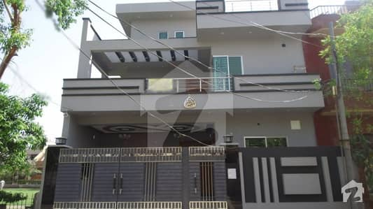 10 Marla Corner House Is Available For Sale In A3 Block Of PGECHS Phase 1