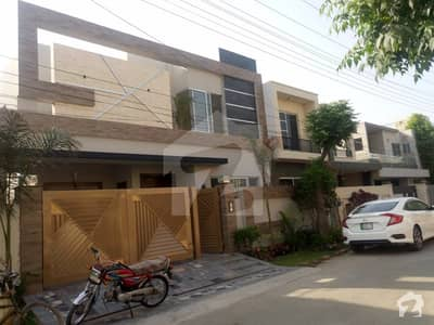 10 Marla Brand New House For Sale In State Life Housing Society Lahore