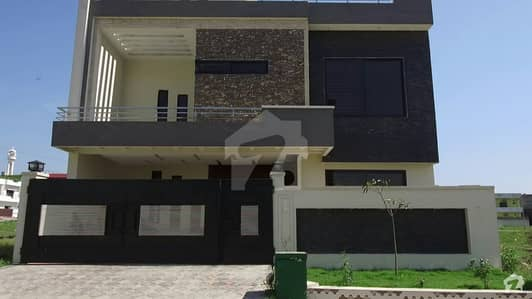 Brand New House For Sale In F-17 Tele Garden Islamabad