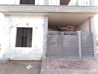 3. 5 Marla Triple Storey House For Sale