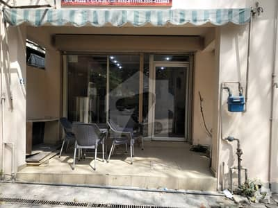 2 Marla Already Rented Shop Available For Sale In DHA Phase 1 C Block