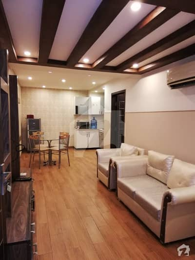 1 Bed Flat Is Available For Rent In AA Block Bahria Town Lahore
